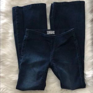 Free People Flare Jeans size 26S